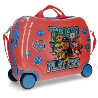 Valigia Cavalcabile in ABS Paw Patrol Team Players