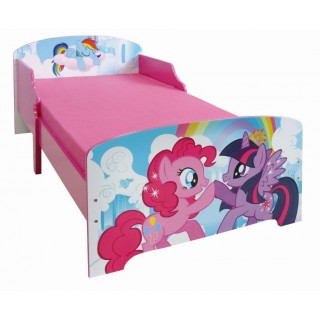 Lettino in Legno My Little Pony