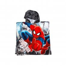 Asciugamano Poncho Spiderman by Caleffi