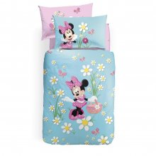 Completo Copripiumino Minnie Country Disney by Caleffi